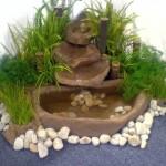Zen waterfeature