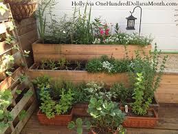 Apartment garden 2