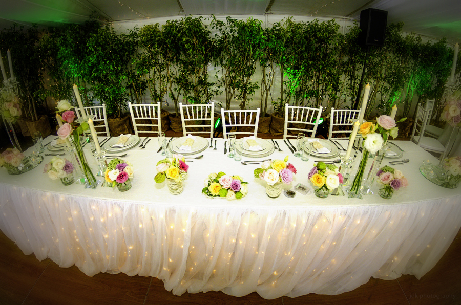 Wedding at the Range with Liz Puccini Creations